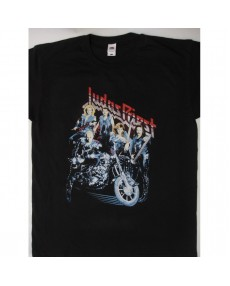 Judas Priest -  Ram It Down Tour '88 T-shirt